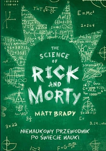 Rick i Morty książka