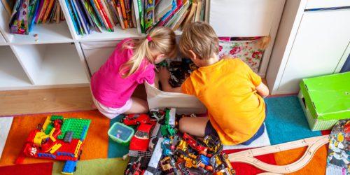 Zadaniowe aikido, czyli 5 kroków do podziału obowiązków domowych wśród dzieci