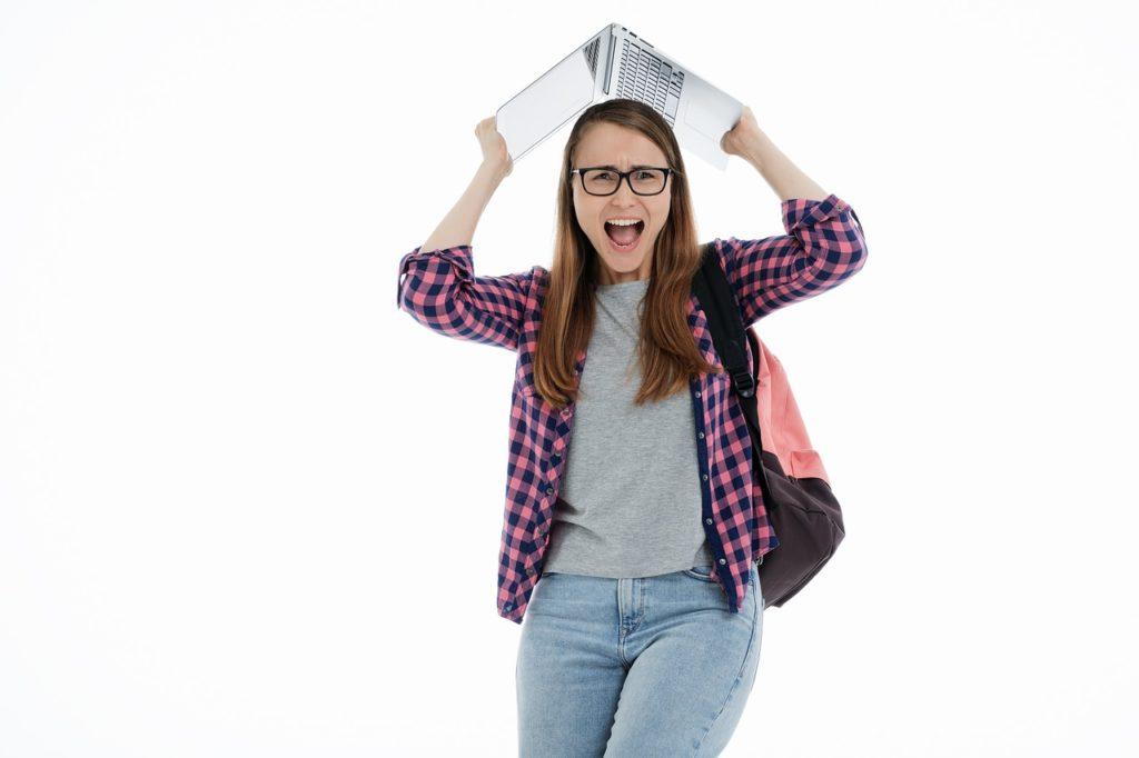 sposoby na stres przed egzaminem geex