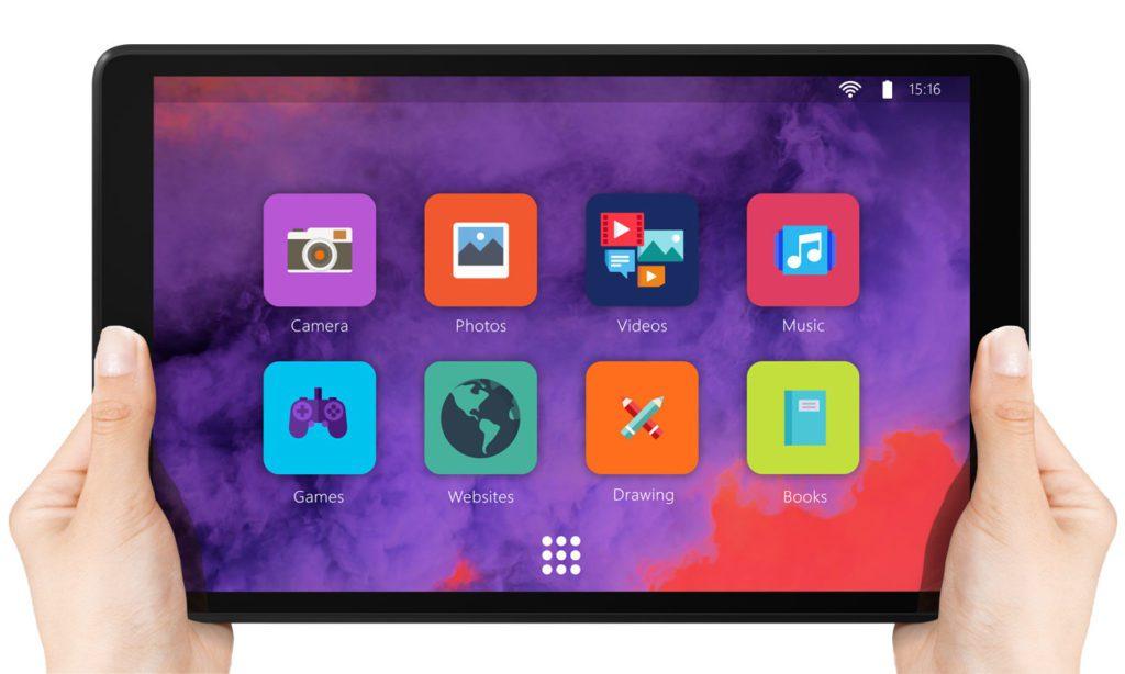 Aplikacje mobilne tablet