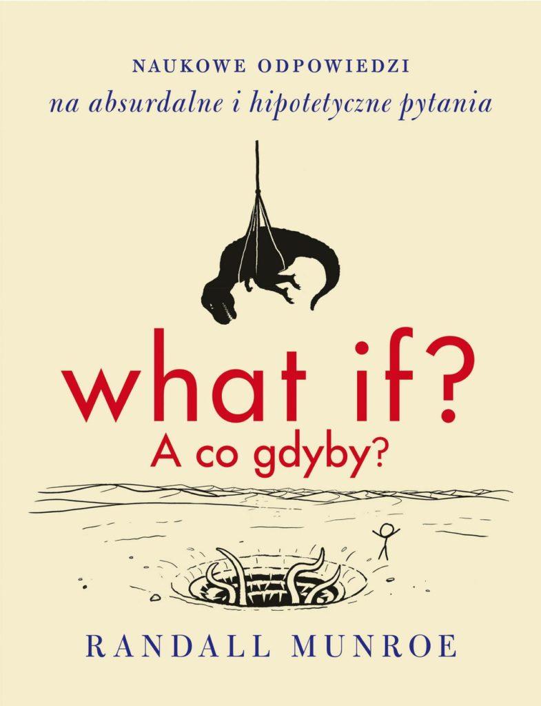 What if, co gdyby książka