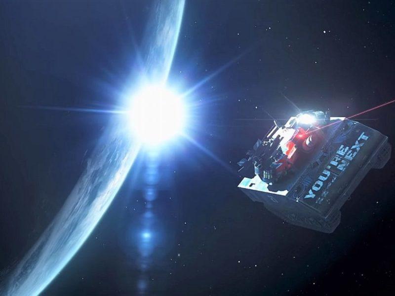 World of Tanks Blitz z trybem Gravity Force wystrzeli Cię w kosmos po kawałek księżycowej skały