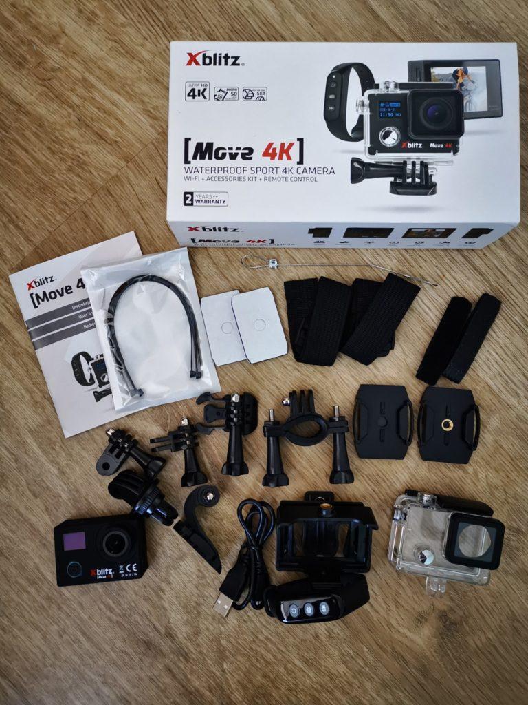 Akcesoria kamery Xblitz Move 4K
