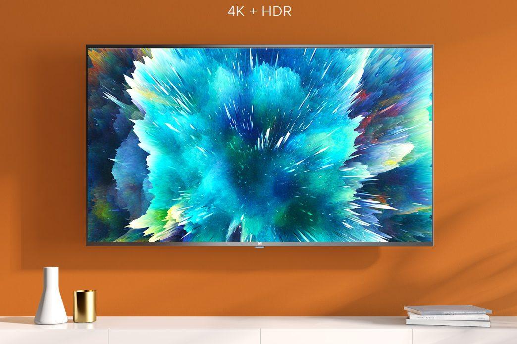 """Xiaomi Mi LED TV 4S 43"""" – test i recenzja zaskakująco dobrego telewizora 4K"""