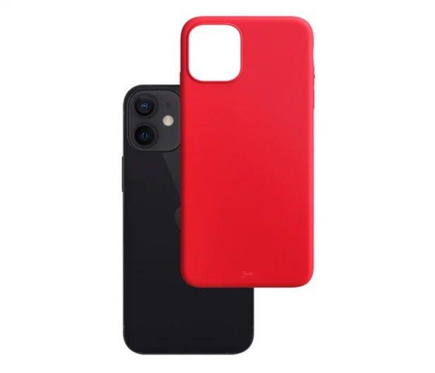 3mk Matt Case do iPhone 12 Mini strawberry