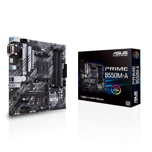 ASUS B550M Prime