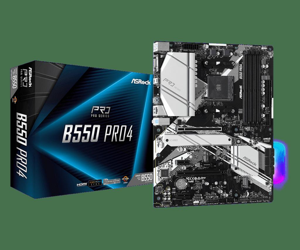 AsRock B550 Pro 4