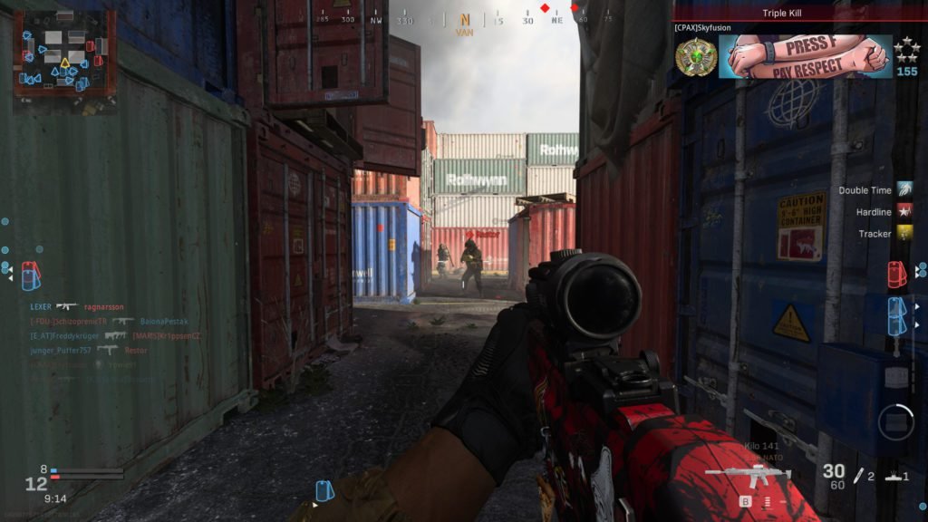 Call of Duty Modern Warfare Screenshot 2 gra