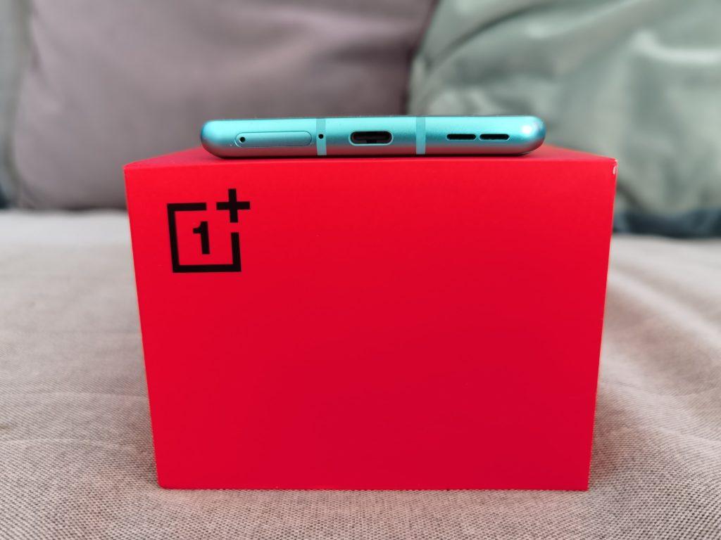 OnePlus 8 wejście USB C