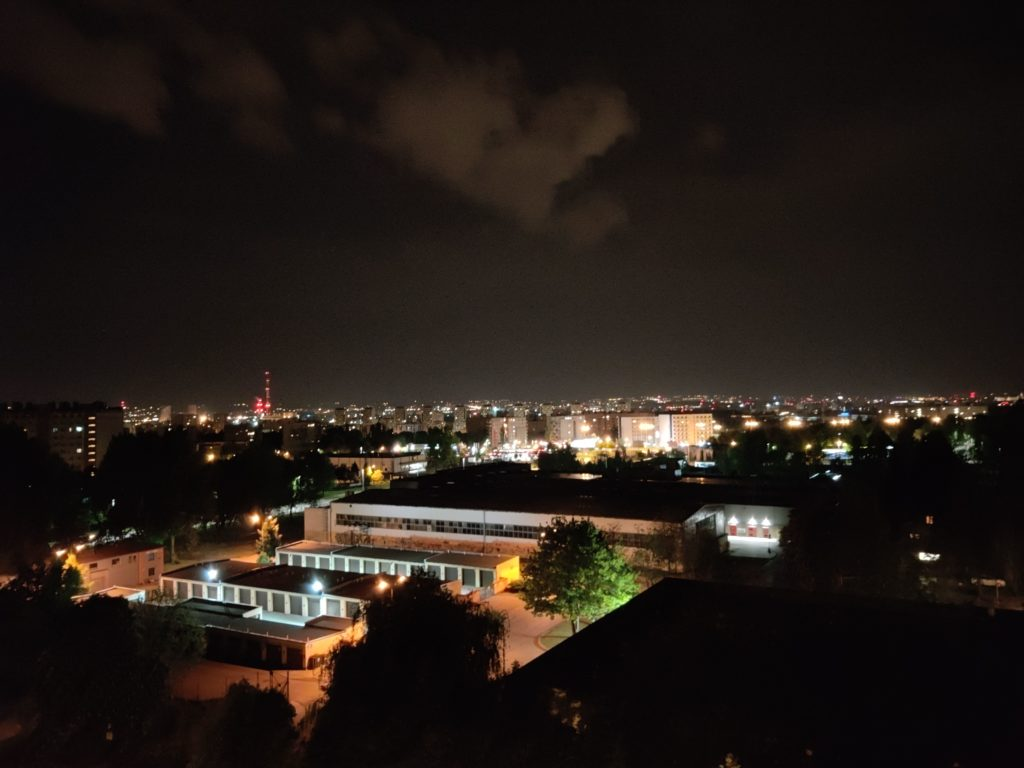 OnePlus 8 nocne