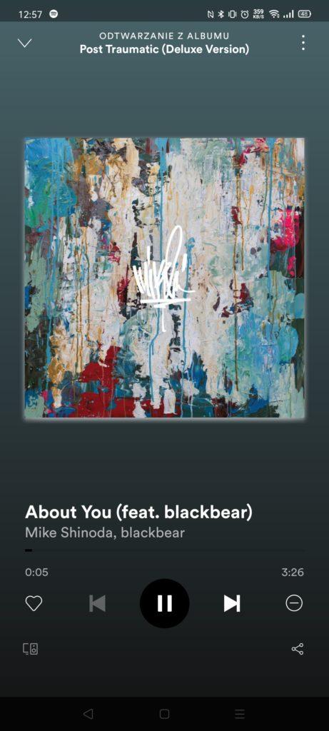 Mike Shinoda - Post Traumatic spotify