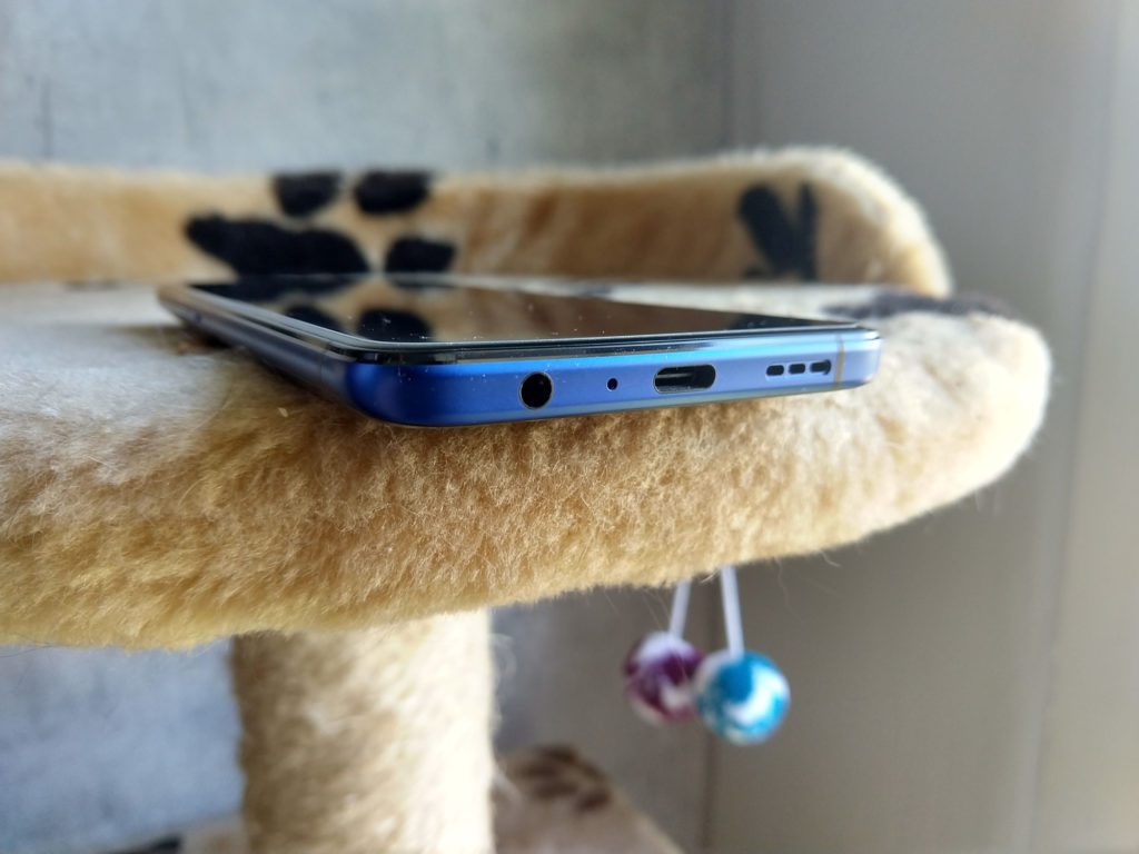 Realme X2 Pro porty w telefonie