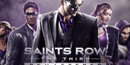 Saints Row The Third Remastered – szaleństwo!