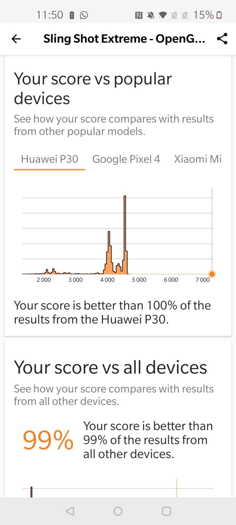 benchmark OnePlus 8