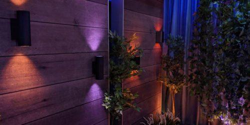 Inteligentne oświetlenie do ogrodu oraz na balkon i taras. Stwórz niepowtarzalny klimat wokół domu