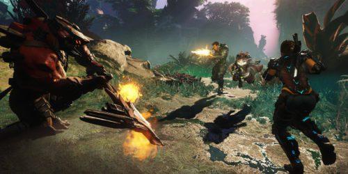 Crucible - premiera gry F2P ze studia Amazon Game Studios