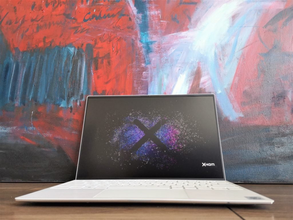 Dell XPS 13 9300 2020 front
