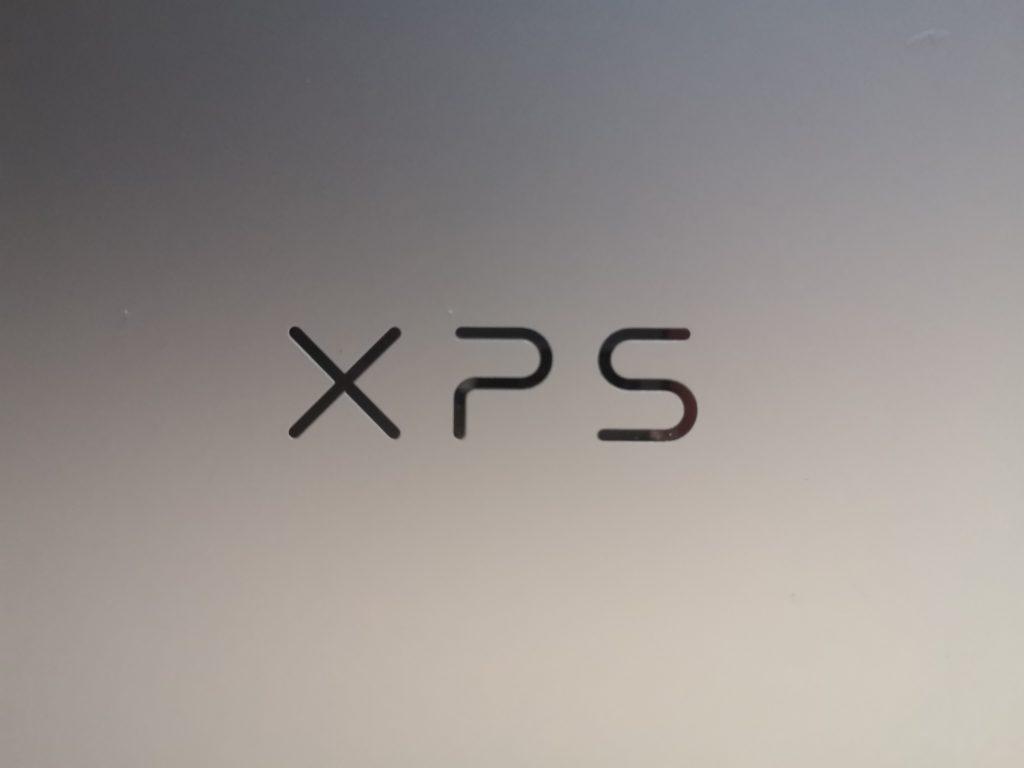 Dell XPS 13 9300 2020 logo