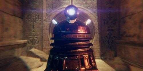 """""""Allons-y!"""" Dwie nowe gry z universum """"Doctor Who"""" w 2021 roku"""