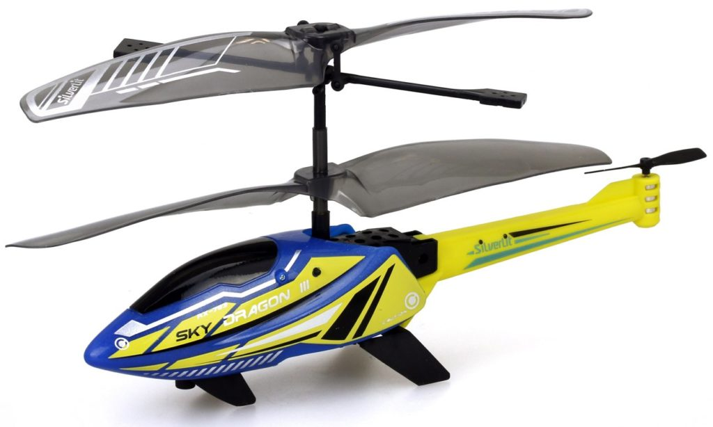 Dumel Silverlit Helikopter Sky Dragon III