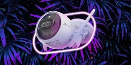 Stój, nie ruszaj się! EZVIZ C3X, czyli nowa kamera wspierana przez sztuczną inteligencję
