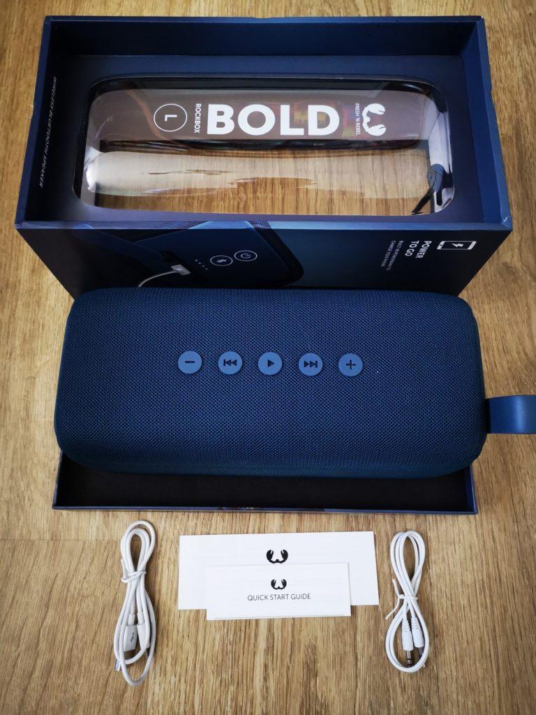 Rockbox Bold L zawartość opakowania