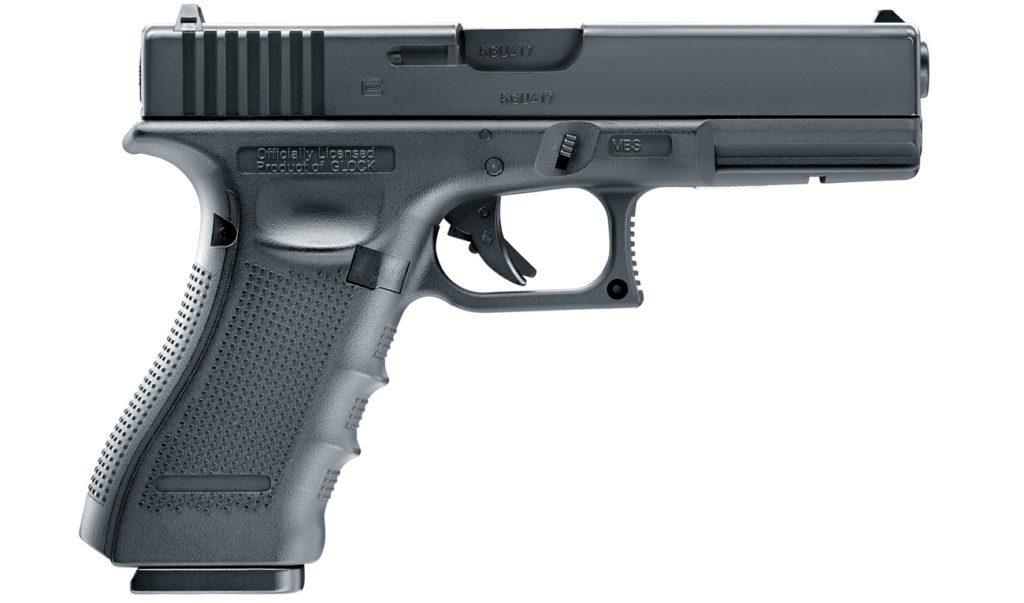 Glock 18 pistolet