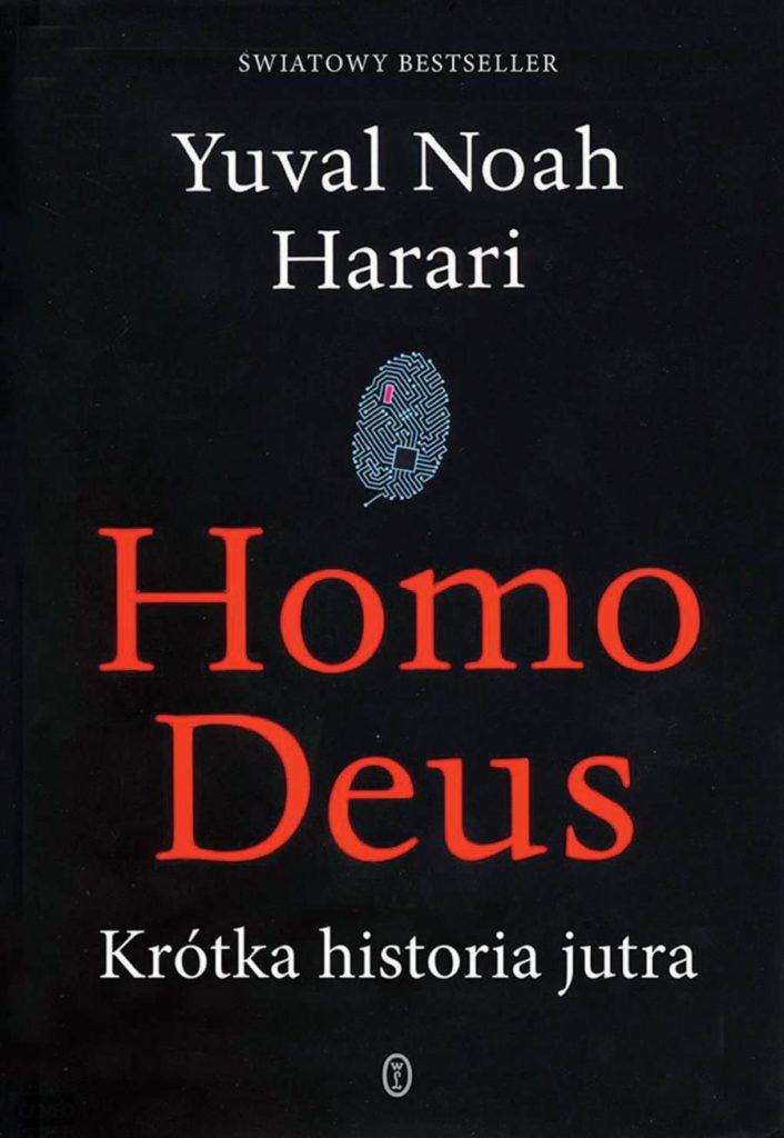Homo Deus Harari
