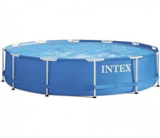 intex basen stelażowy