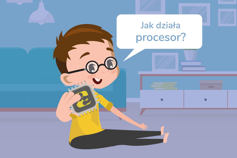 Jak działa procesor? Bajtek tłumaczy i wyjaśnia