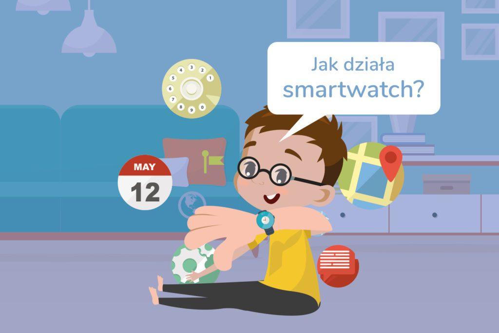 Jak działa smartwatch?