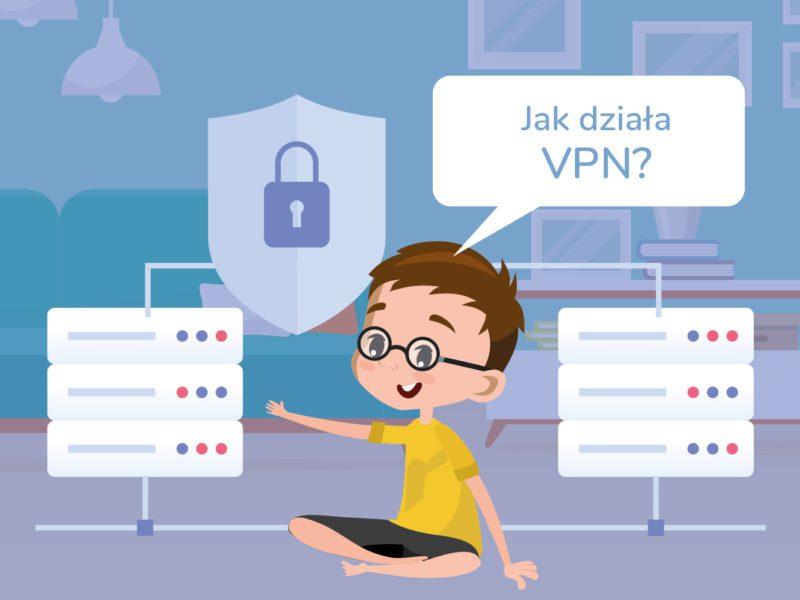 Jak działa VPN? Bajtek tłumaczy i wyjaśnia