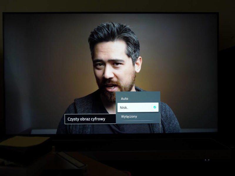 jak ustawić telewizor Samsung