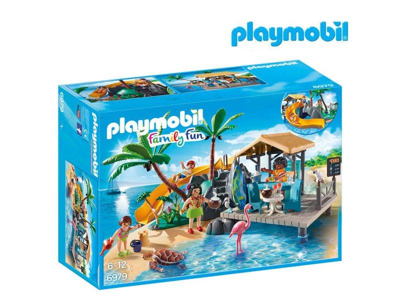 karaibska wyspa Playmobil