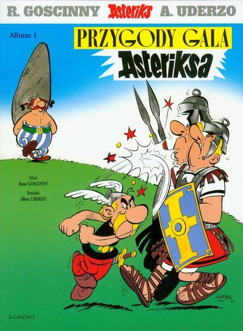 komiksy dla dzieci asterix