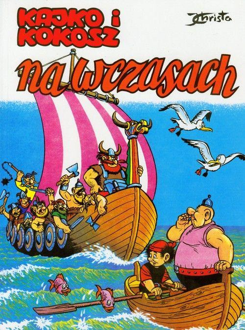 komiksy dla dzieci kajko i kokosz