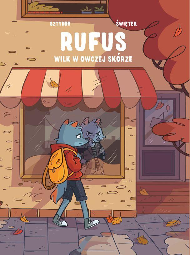 komiksy dla dzieci rufus