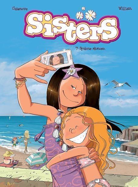 komiksy dla dzieci sisters