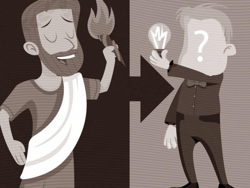 Luneta Futura. Kto wynalazł żarówkę ku pożytkowi ludzkości?