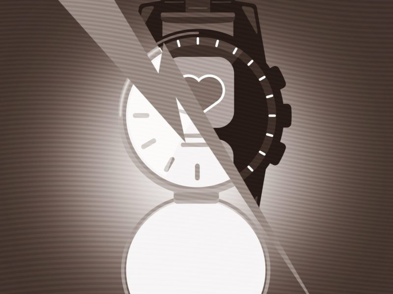 Luneta Futura. Smartwatch lub bystrozegarek – co to jest i czemu tak popularnym będzie?
