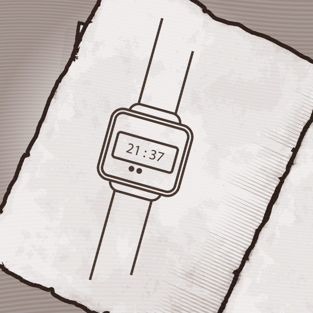 luneta futura smartwatch pulsar
