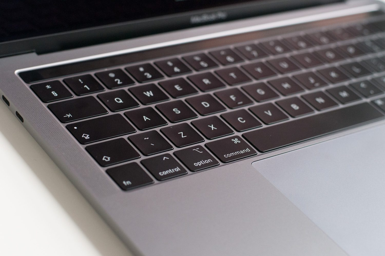klawiatura macbook pro 2019