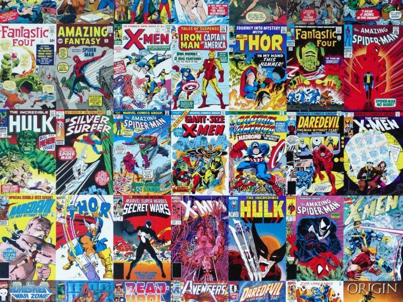 Marvel – jak zacząć przygodę z superbohaterami?