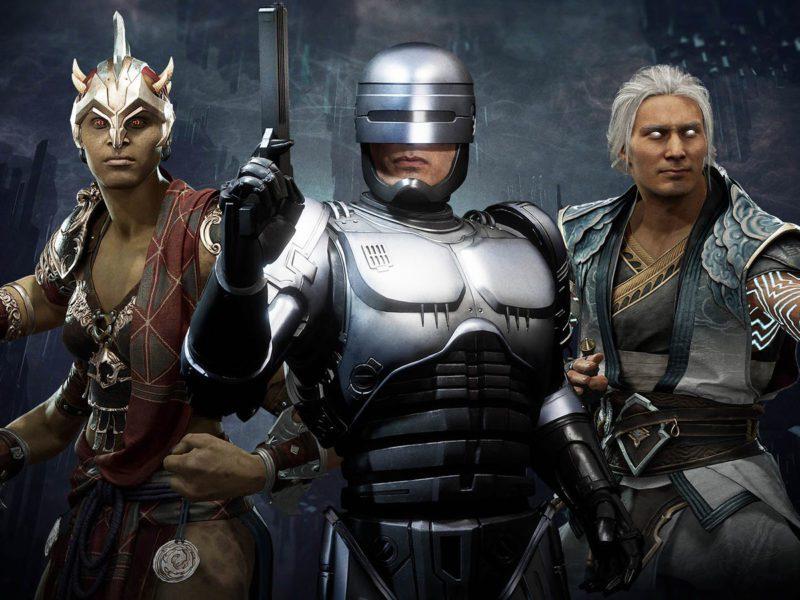 """Żywy lub martwy chwytaj za pad. RoboCop jako DLC w """"Mortal Kombat 11"""""""