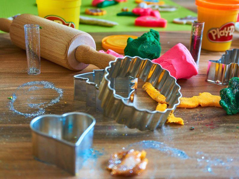 Zabawki kreatywne – jedyne ograniczenie to wyobraźnia