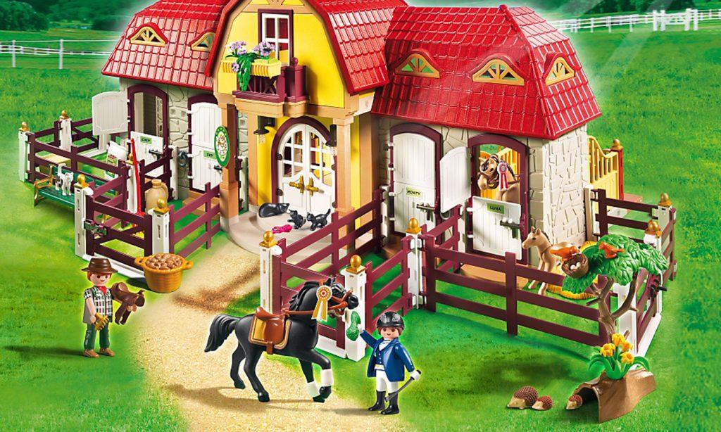 Playmobil zabawki na dzień dziecka geex