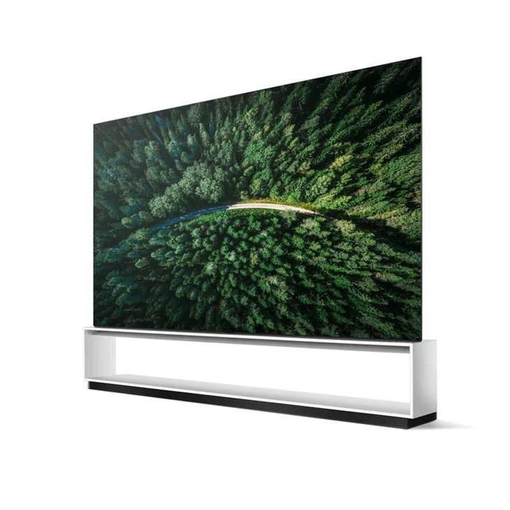 nowy telewizor LG OLED