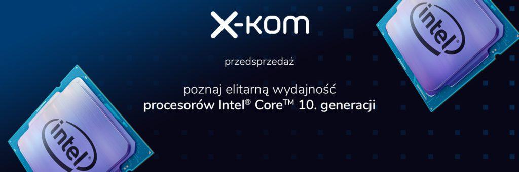 procesory intel 10 generacji