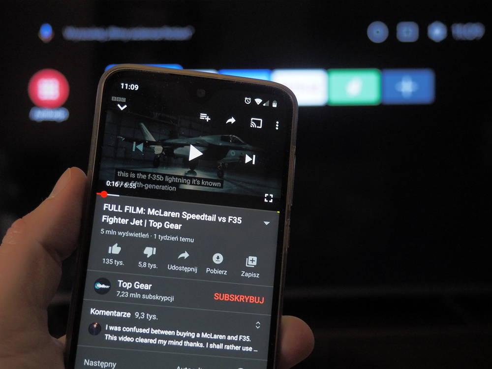 Jak przesłać obraz z telefonu i podłączyć dysk sieciowy do telewizora Xiaomi?