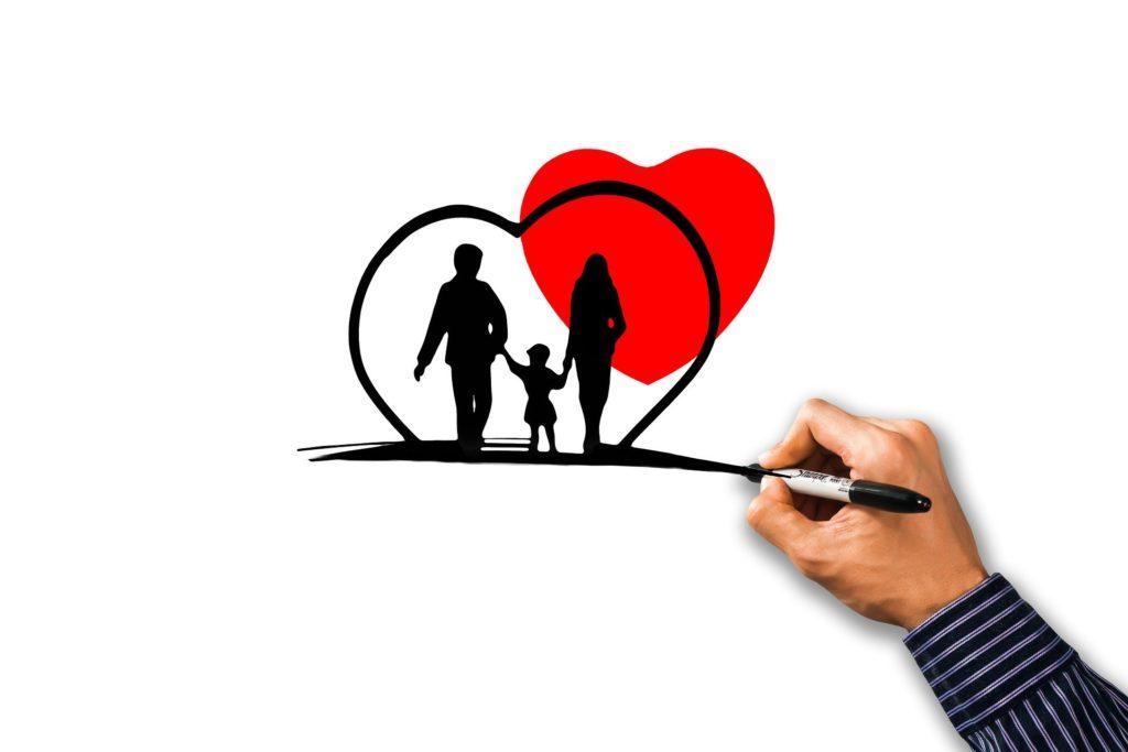 rodzina zdrowie szczęście